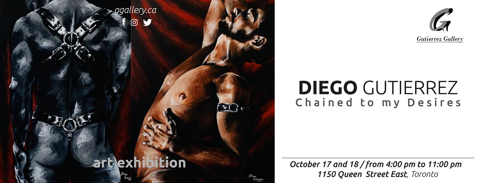 Diego Gutierrez - Chained to my Desires